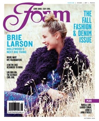 Foam Magazine | October 2013