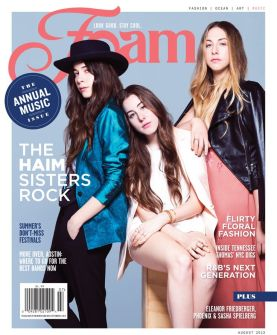Foam Magazine - August 2013