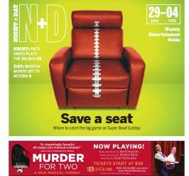 Super Bowl Coverage | January 2015