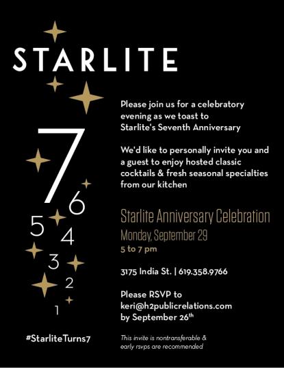 Starlite Invite