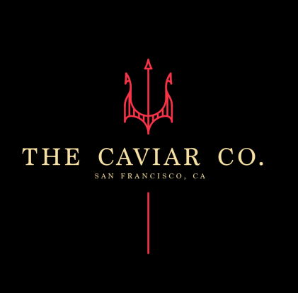 The Caviar Company Logo