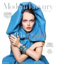 Modern Luxury December 2018 COVER